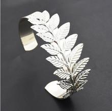 Déesse romaine bandeau bandeau couronnes feuille d'or délicat mariage cheveux accessoires femmes diadèmes mariée front Alice bande bijoux(China)