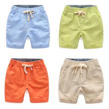 Baby boy shorts Cotton Shorts 2015 new summer Korean children's clothing pants pants wild child