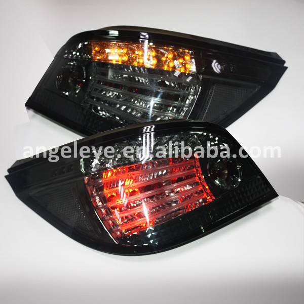 2004-2007 Year For BMW E60 5 Series 520i 523i 525i 528i 530i LED Tail Lamp Black Color SN(China (Mainland))