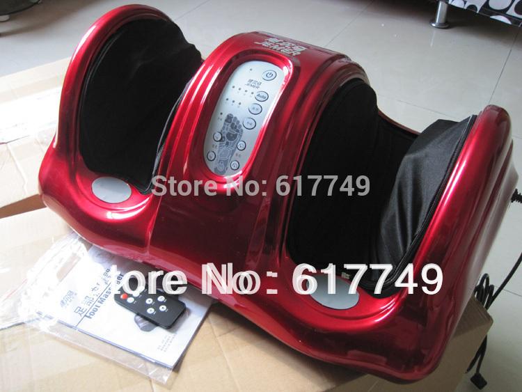 2014 NEW High Quality Chi Energizer 10 speeds foot massage equipment feet massager device electric foot massage machine(China (Mainland))