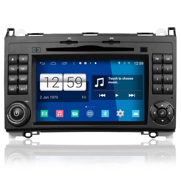Pure Android 4.4.4 Capacitive Screen 1.6G CPU Quad Core Car DVD GPS For Mercedes Benz A W169 B W245 Vito Viano Sprinter(China (Mainland))