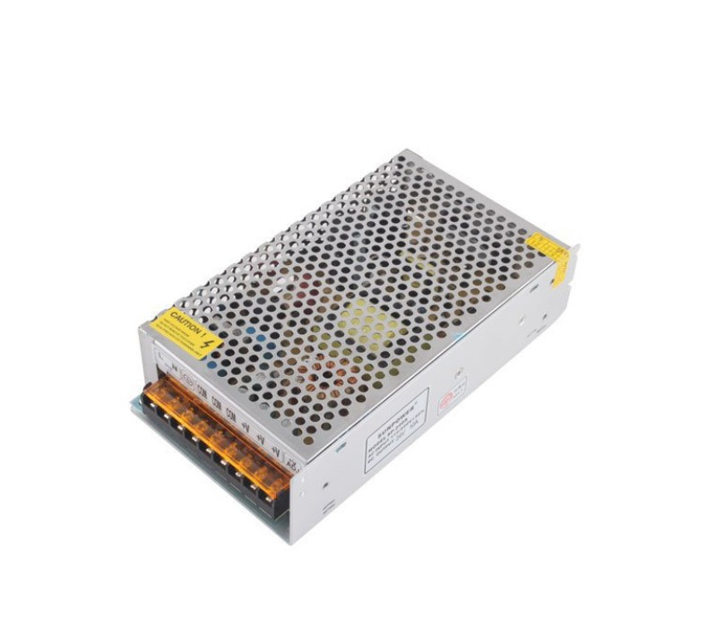 Switch Power supply 15A 180W adapter transformer Output DC12V Input 100-240V 5050 LED Strip Light 1 - Elsa Carrie's store