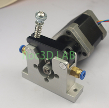 3D printer extruder kit Reprap Kossel prusa bowden all metal remote extruder Exclude motor 1set Free
