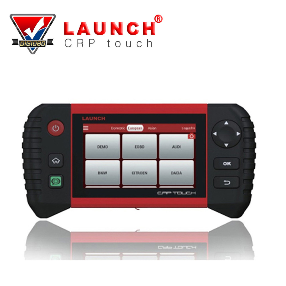 "Customed Launch CRP Touch Pro 5"" Android Full Diagnostic System EPB/DPF/TPMS/Oil Light/Battery Management Registration Wifi Scan(China (Mainland))"