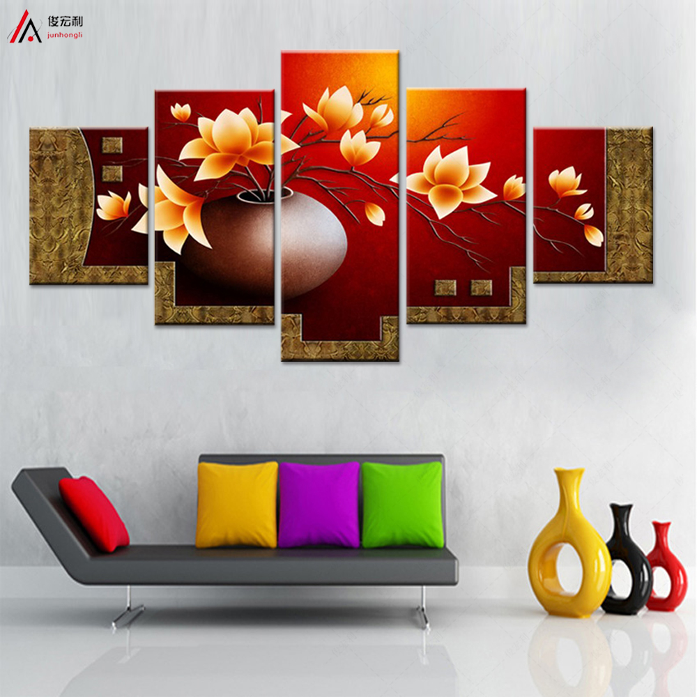 Paintings For Walls Of Living Room Popular Living Room Wall Painting Buy Cheap Living Room Wall
