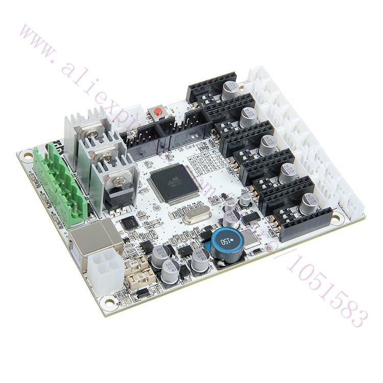 Newest  Mega2560 Development Board, GT2560 3D printer controller board Power Than Mega2560+Ultimaker and Ramps 1.4+Mega2560<br><br>Aliexpress