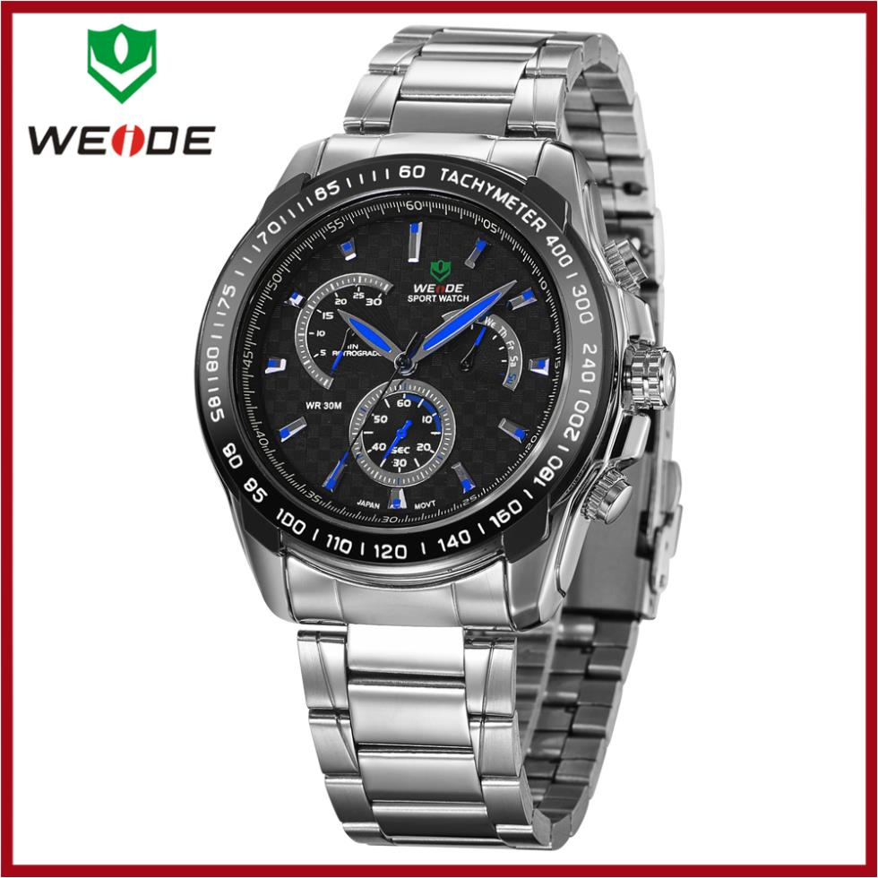 montre homme luxury watch for men sport watches relojes de marca men waches brand logo weide. Black Bedroom Furniture Sets. Home Design Ideas