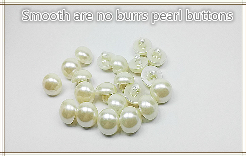 12pcs 11MM HIGH-GRADE PEARL BUTTON SHIRT BUTTON KID'S CLOTH BUTTON SEWING ACCESSORIES(China (Mainland))