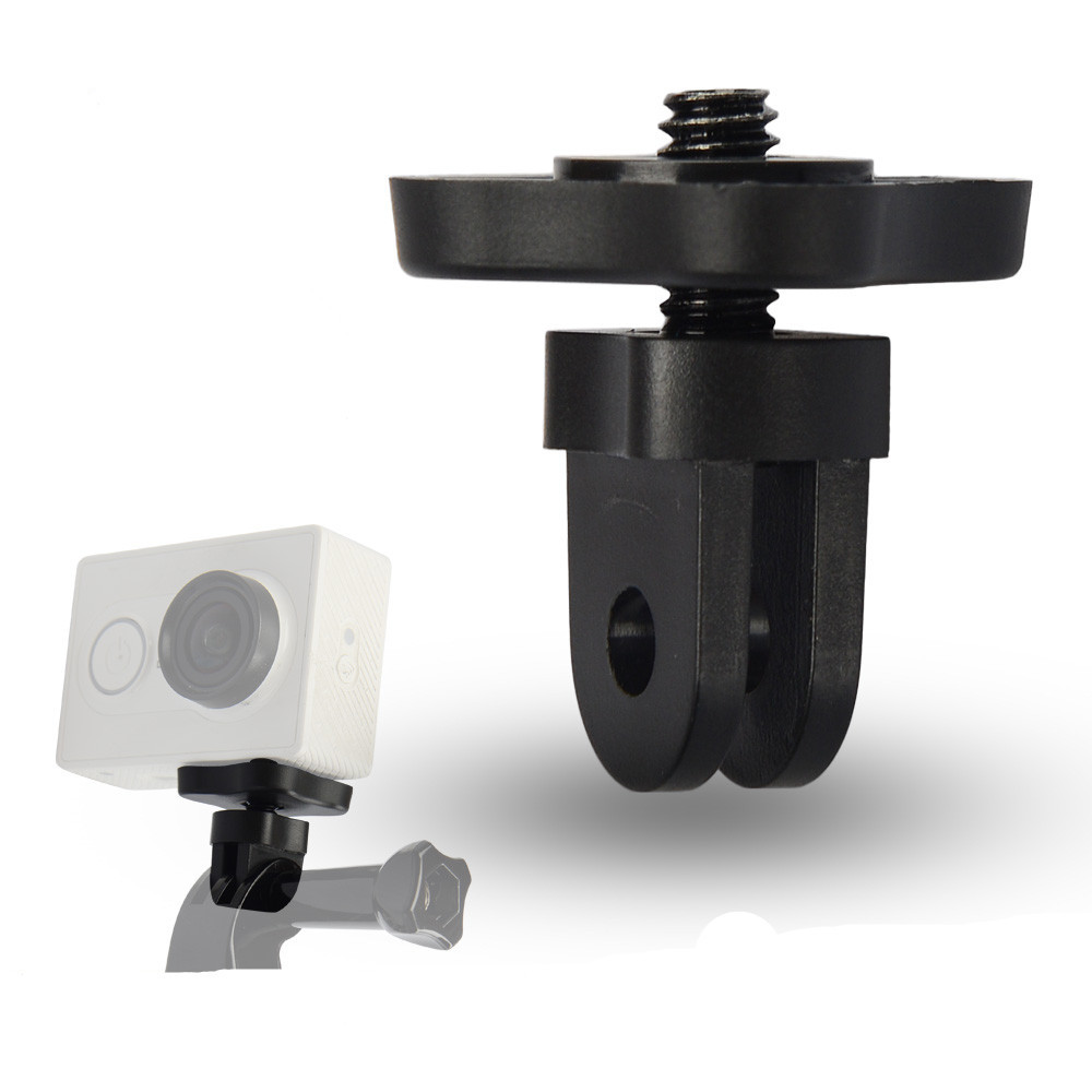 Gopro Accessories Universal 1/4″ Adapter Converter Mount For Sony AEE Gopro Hero 4 3+ 3 2 Xiaomi yi Action Camera Accessory