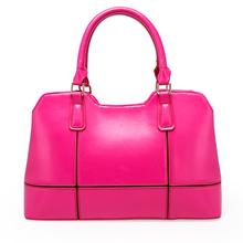 2015 New arrive 5 colors business solid handbags shoulder tote designer Genuine leather messenger high quality