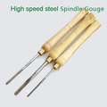 Wood Lathe Turning Woodturning tool High speed steel Spindle gouge woodworking cutter circular knife