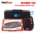 2016 Professional Automotive Scanner VDM UCANDAS 3 9 Wifi Softwares Life Update Free Diagnostic Scanner ferramenta