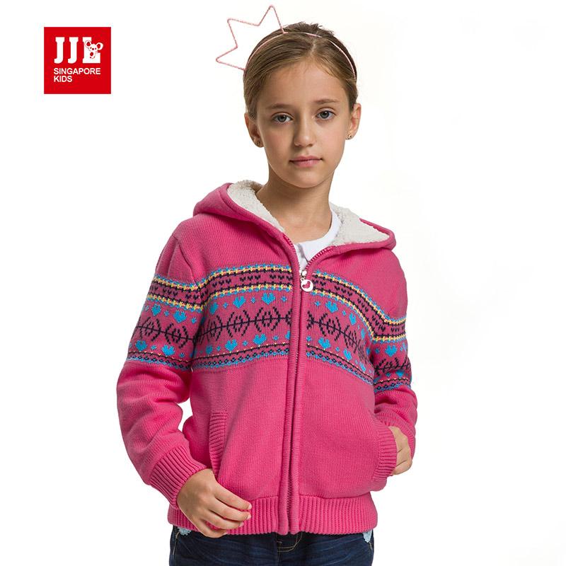 Aliexpress.com : Buy girls cardigan jacket hooded jacket ...