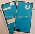 For Sony Xperia Z3 compact Front back adhesive tape stiker free shipping
