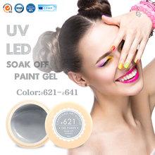 #50618 CANN Nail Gel Supply 141 Colors  Gel Paint  UV LED Soak Off Gel(China (Mainland))