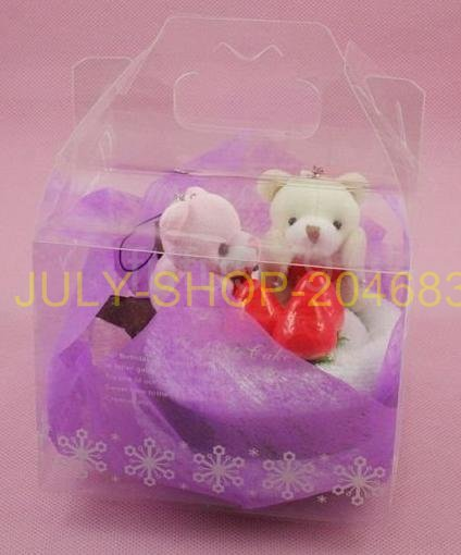 FREE SHIPPING! 35% OFF PROMOTION! artware cake towel bear crafts cupcakes beach bath towel cakes for wedding baby decorations(China (Mainland))