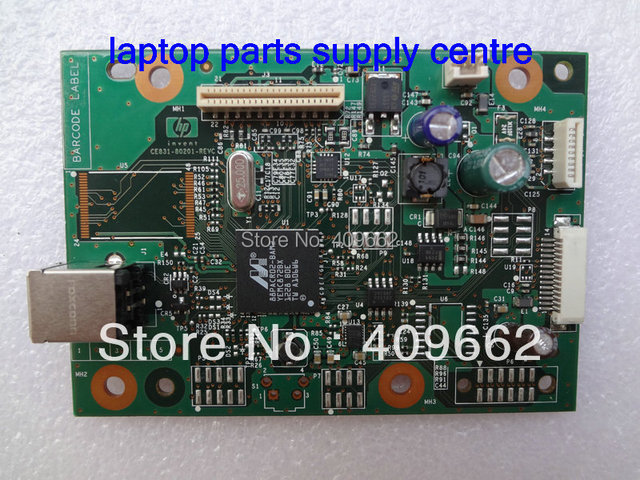 LaserJet professional M1132  MFP motherboard CE831-80201-REVC interface board