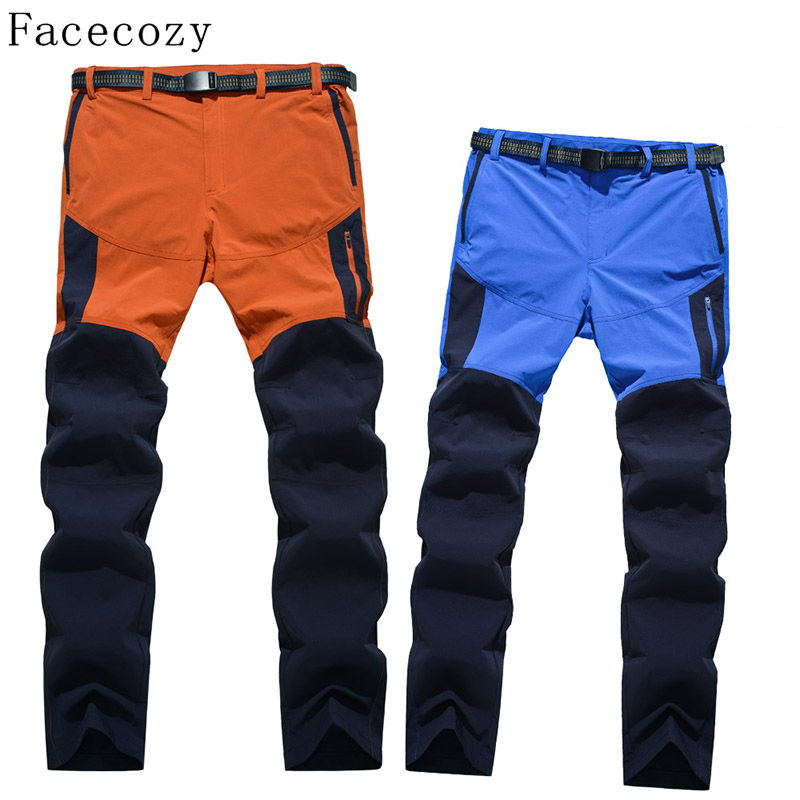 Facecozy Mens Summer Climbing&amp;Hiking Quick Dry Outdoor Sport Pants Breathable Trekking&amp;Camping Trousers<br><br>Aliexpress