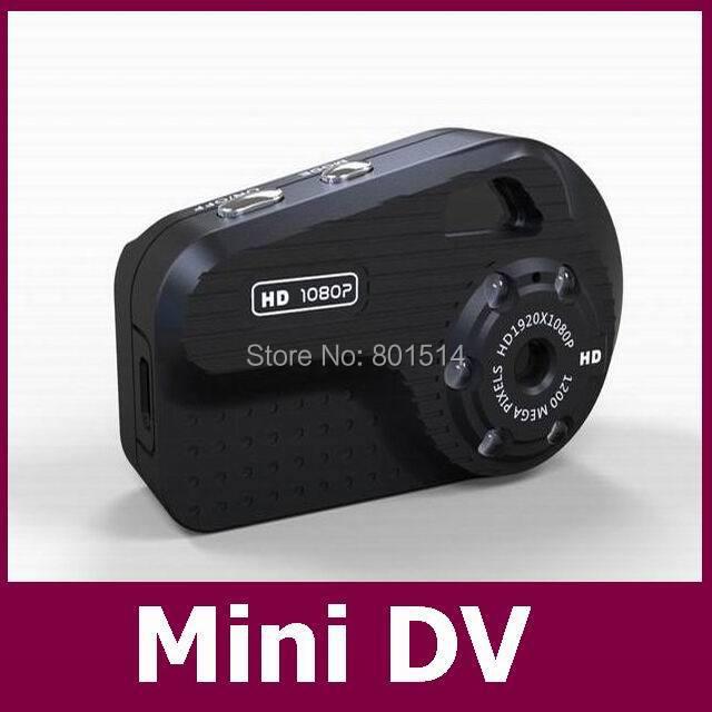 High quality Mini Camera S3 Metal Body Hidden Mini DV 1080P Full HD with IR Night Vision +Free Shipping(China (Mainland))