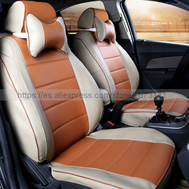 New styling Luxury Dedicated Leather Car Seat Cover Front & Rear seat covers Geely Emgrand X7 Geely Emgrand EC7 EC8 EC9