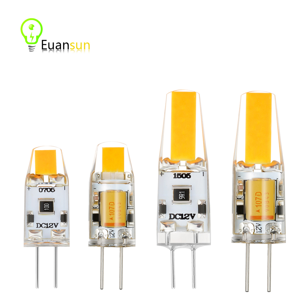 G4 LED 12V AC / DC COB Light 3W 6W High Quality LED G4 COB Lamp Bulb Chandelier Lamps Replace Halogen LED Light(China (Mainland))