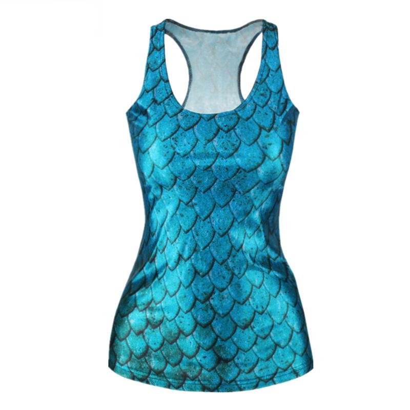 Popular Fish Scale Shirt-Buy Cheap Fish Scale Shirt lots ...