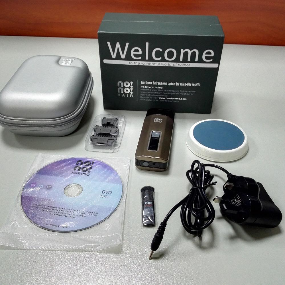 Brand New Pro 5 Hair Laser Removal System Chrome Complete Epilator Sealed Unisex Model UK Plug <br><br>Aliexpress