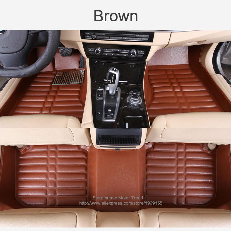 Купить Altima Customfit автомобильные коврики для Accord Corolla Camry RAV4 CRV Civic Fusion Побег Фокус Explorer Cruze Соната этаж liner