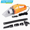 Portable Car Vacuum Cleaner Car and Hand Held Wet and Dry dual use Auto Cigarette Lighter