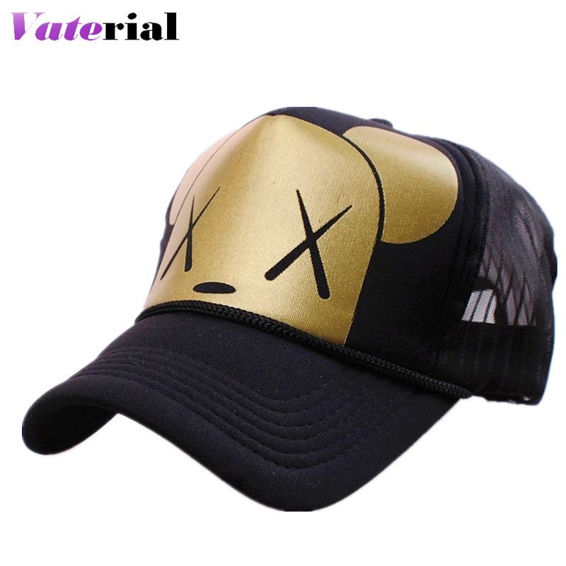 Korean hip-hop cap truck cap men and women peaked cap hat lace caps for making wigs VA0143(China (Mainland))