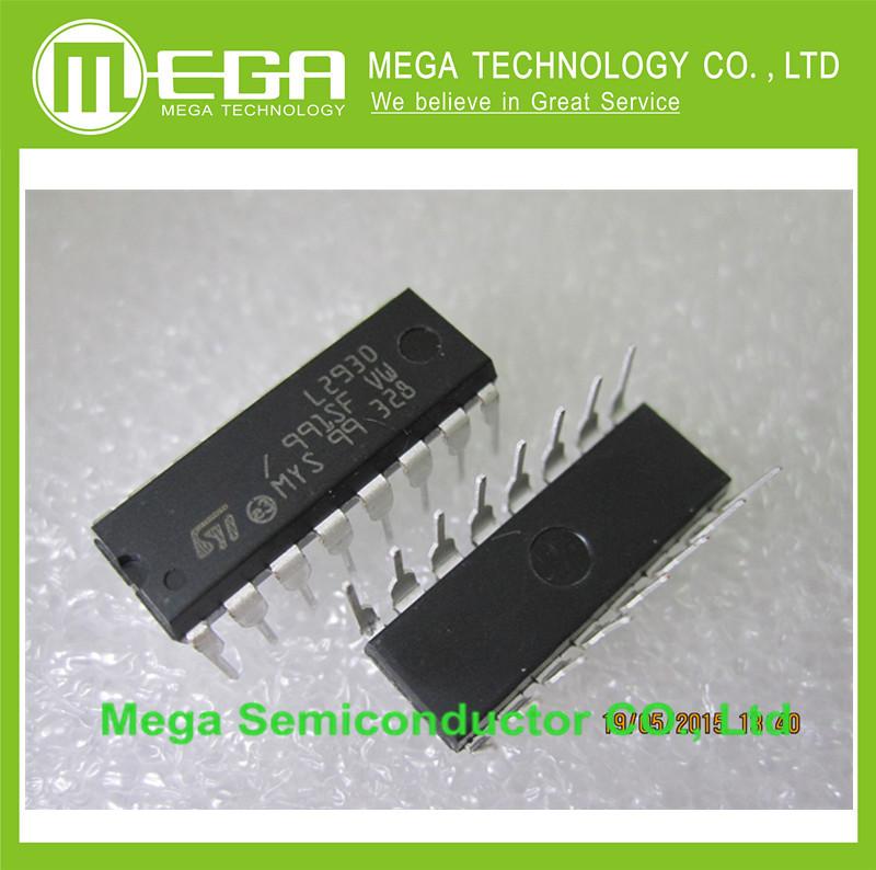 10PCS L293D L293 DIP(China (Mainland))