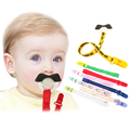2016 Baby Pacifier Clip Chain Ribbon Dummy Holder Chupetas Soother Pacifier Clips Leash Strap Nipple Holder For Infant Feeding