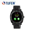 New Smart Watch S6 Clock With Sim Card Slot Push Message Bluetooth Connectivity Android Phone Better