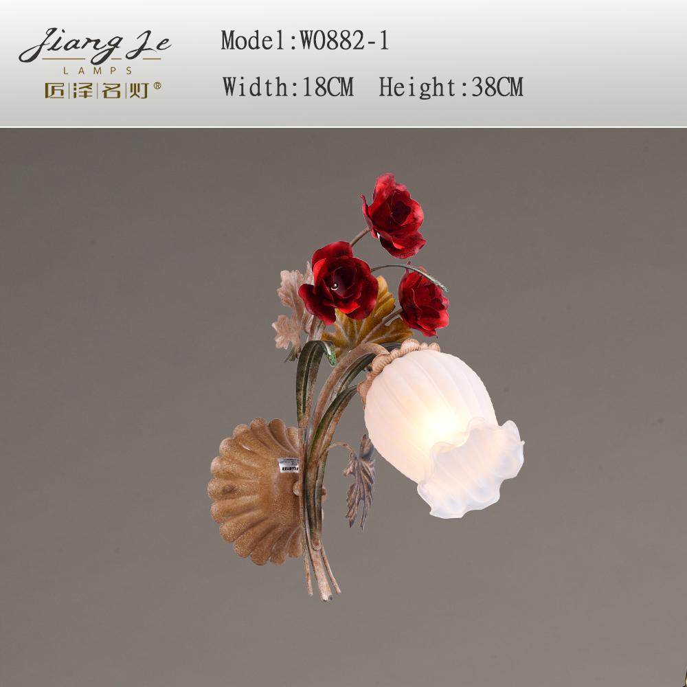 Vintage Flower Lamp Promozione-Fai spesa di articoli in promozione ...