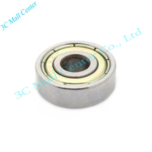 10PCS 608ZZ ABEC-5 8X22X7 608Z Miniature Ball Radial Ball Bearings 608 2Z Deep Groove Radial 608 Ball Bearings Free Shipping