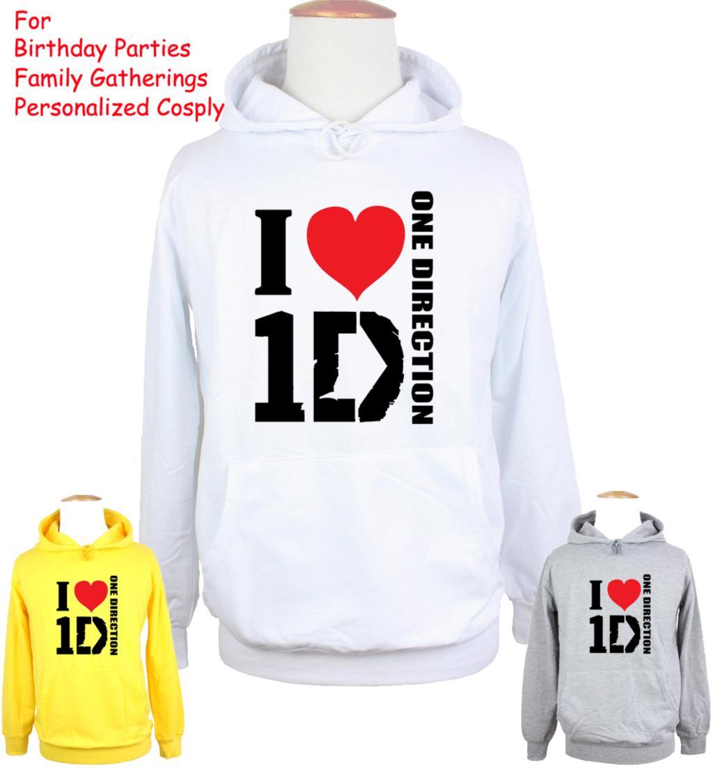 1d hoodie