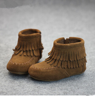 fringe ankle boot page 25 - combat