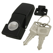 2015 Highly Commend CabInets Security Toggle Hasp Latch Lock DKS w Two Keys(China (Mainland))