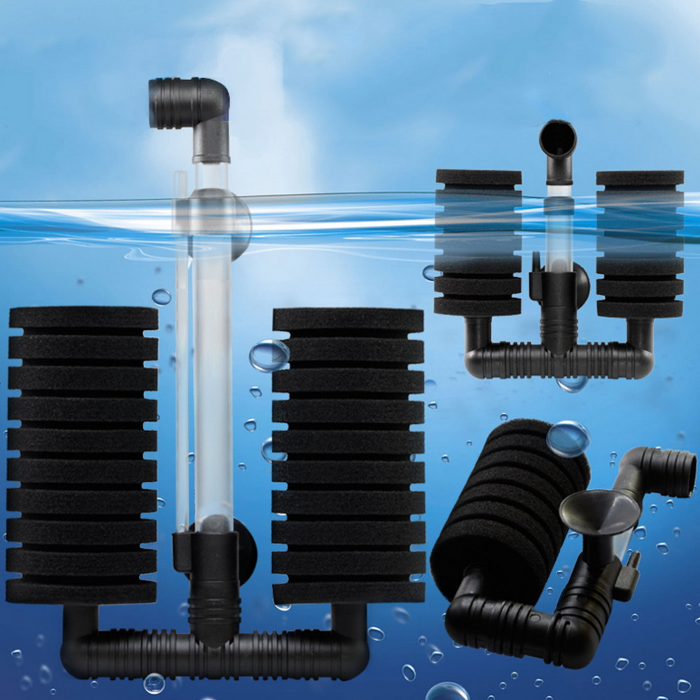 New practical aquarium biochemical sponge filter fish for How to make a fish tank filter