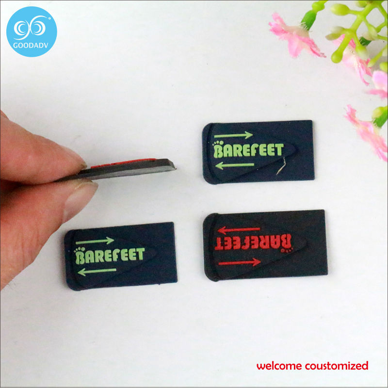 Free shipping Hot sale custom 3d Badge sticker/cheap promotional badges free shipping Welcome to custom(China (Mainland))
