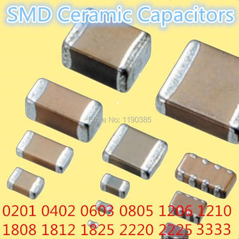 SMD Ceramic Capacitors 3.2MM*2.5MM 3225 1210 100UF 16V 107M 20% X7R Integrated circuit New original capacitor - Electronic .Supermarket store