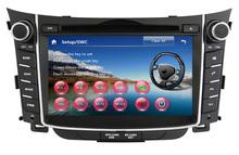"7"" Car DVD Player for Hyundai i30 2011 2012 2013 with GPS Navigation Bluetooth Radio RDS Stereo Head Unit SD/USB port+Free map(China (Mainland))"