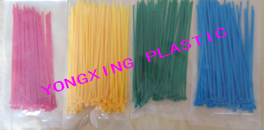 200pcs 3150 nylon cable tie red yellow blue green each 50pcs<br><br>Aliexpress