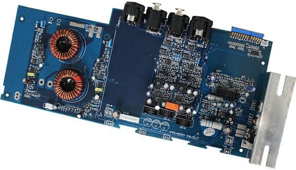 High power audio amplifier module class d FP14000 with 2 channels