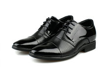 Increased lace invisible elevator shoes men shoes breathable inner hollow summer(China (Mainland))