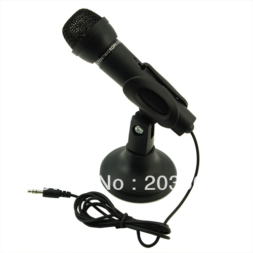 S105 Quickly Delivery High Quality 1PCS New Mic Wired Microphones Free Shipping
