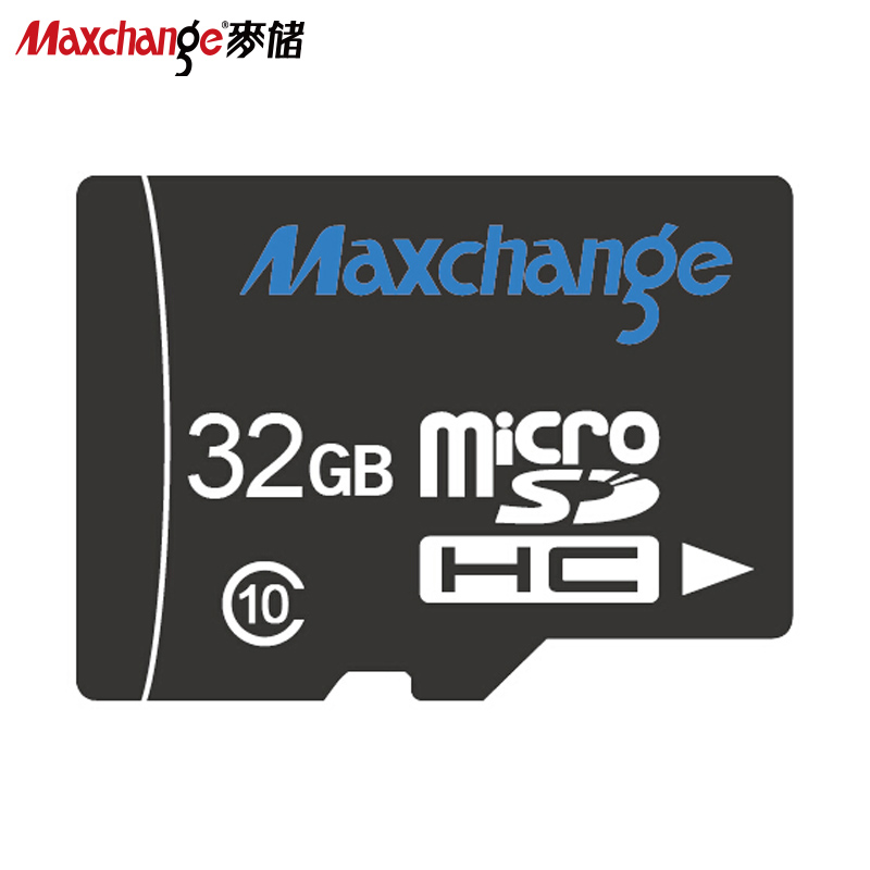 Maxchange Micro SD Card Memory Card 32GB 16GB 8GB Class10 TF Card C10 Mini Flash Memory SDHC Cards For Smartphone/Tablet(China (Mainland))