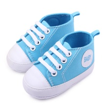Boy&Girl Sports Shoes First Walkers Kids Children Shoes Sneakers Baby Infant Soft Bottom Prewalker(China (Mainland))
