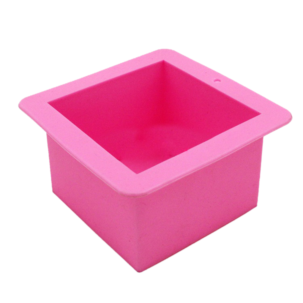 2016 new arrival high quality food grade silicon molds straight square box silicone cake pastry moulds(China (Mainland))