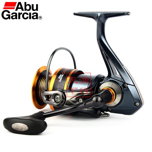 Pure fishing abu garcia brand citrus1000 4000 full metal for Fishing reel brands